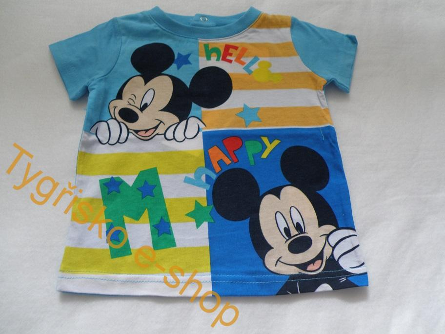 Triko Mickey Mouse šibal