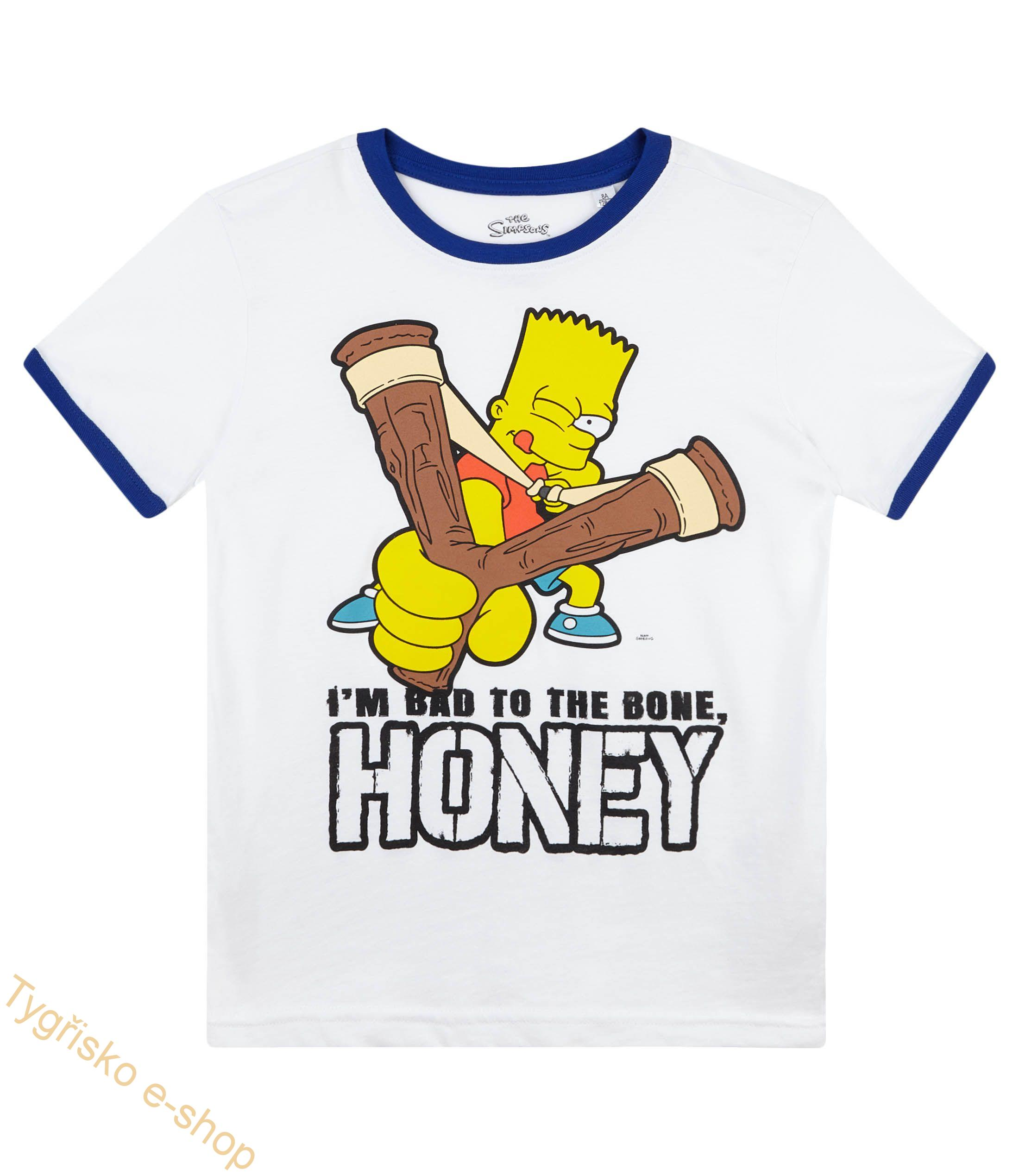 Triko Bart The Simpson Honey