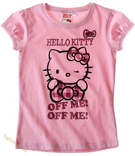 Triko Hello Kitty Off me
