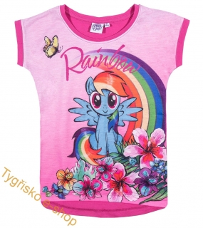 Triko Rainbow My Little Pony vel.116/122