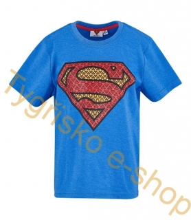 Triko logo Superman vel.104