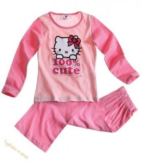 Pyžamo Hello Kitty Cute vel.140/146