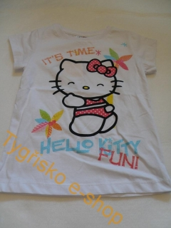 Tričko Hello Kitty It´s Time