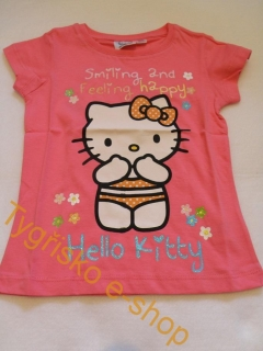 Triko Hello Kitty usměj se