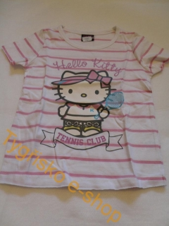 Triko Hello Kitty sport tennis club
