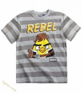 Triko Angry Birds Star Wars Rebel